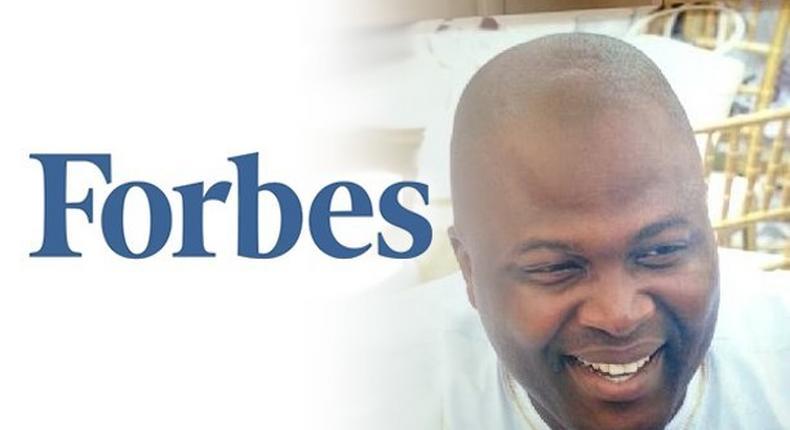 Ibrahim mahama for Forbes Magazine