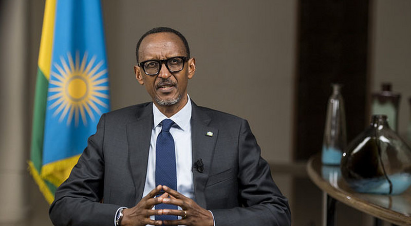Kudos to Kagame for standing up to white supremacy and reminding EU they ain't the judge, jury, and executioner of what passes as Human Rights