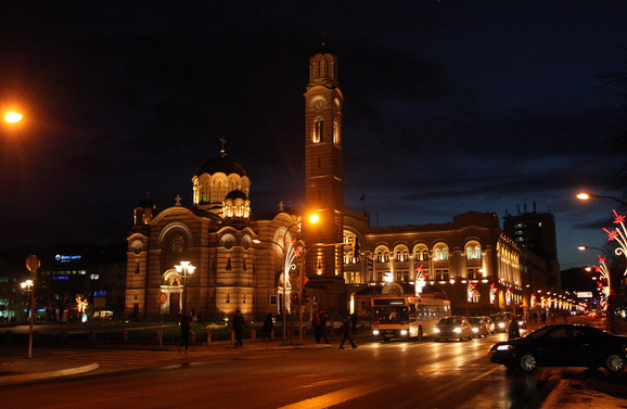 Hram Hrista Spasitelja u Banjaluci