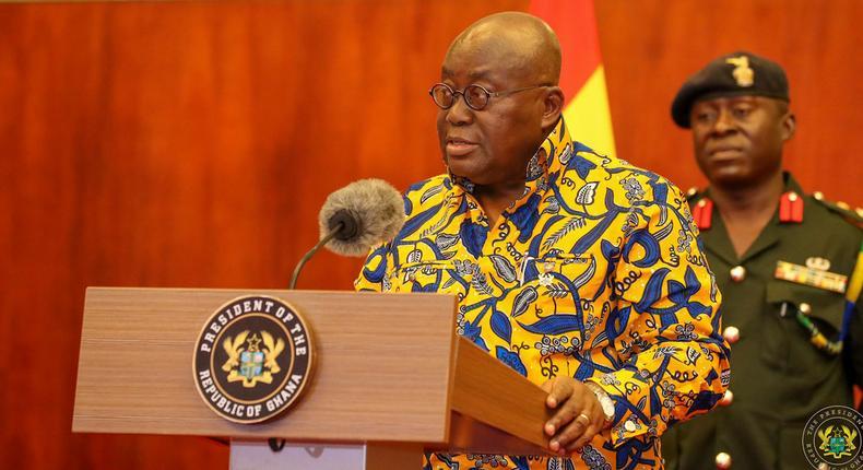 President of Ghana, Nana Addo Dankwa Akuffo Addo