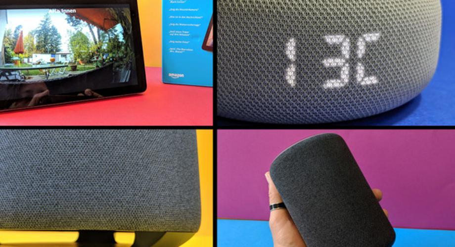 Amazon Echo: Alle Modelle im Vergleich