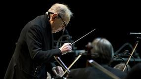 Ennio Morricone wystąpi wieczorem z jedynym koncertem w Polsce