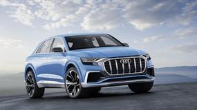 Audi Q8 Concept z nową generacją MMI
