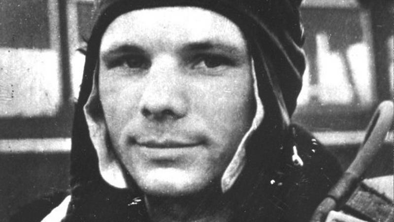 Jurij Gagarin, fot. AFP