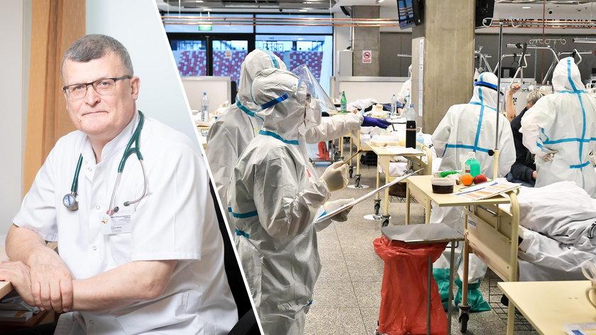 """Ekspert ostrzega: nowy wariant koronawirusa """"wchodzi do gry"""""""