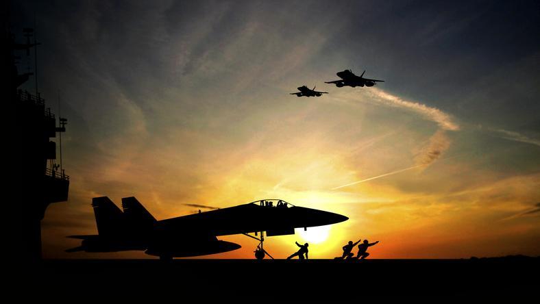 Koalicja pod wodzą USA dokonała 24 ataków w Syrii i Iraku przeciwko IS
