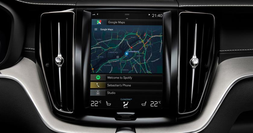 Google przystosował Androida do samochodów