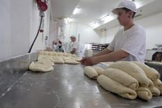 pekari hleb pecivo