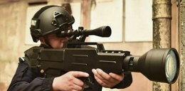 Chińczycy mają broń laserową! Przecina człowieka na pół. Zobacz FILM