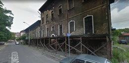 Na Śląsku zawalił się strop budynku