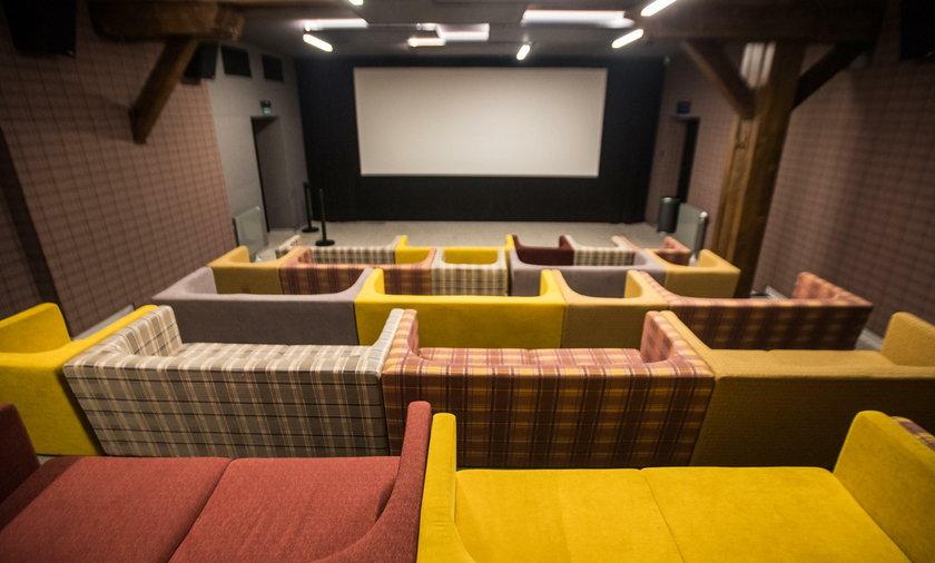 Kino Muza już otwarte