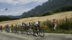 Tour de France: Team Sky wstrzymał Michała Kwiatkowskiego. Dzień Bastylii dla Warrena Barguila