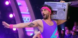 Rafał Maserak radzi, jak zachować kondycję przed telewizorem: Zróbcie sobie Dirty Dancing w domu