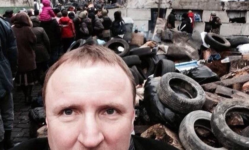 Tak politycy lansują się na Majdanie