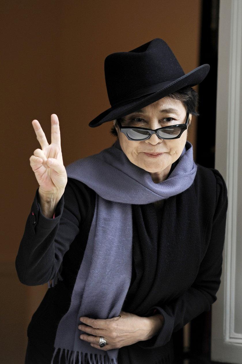 Nie żyje żona Johna Lennona: Była cudowną matką