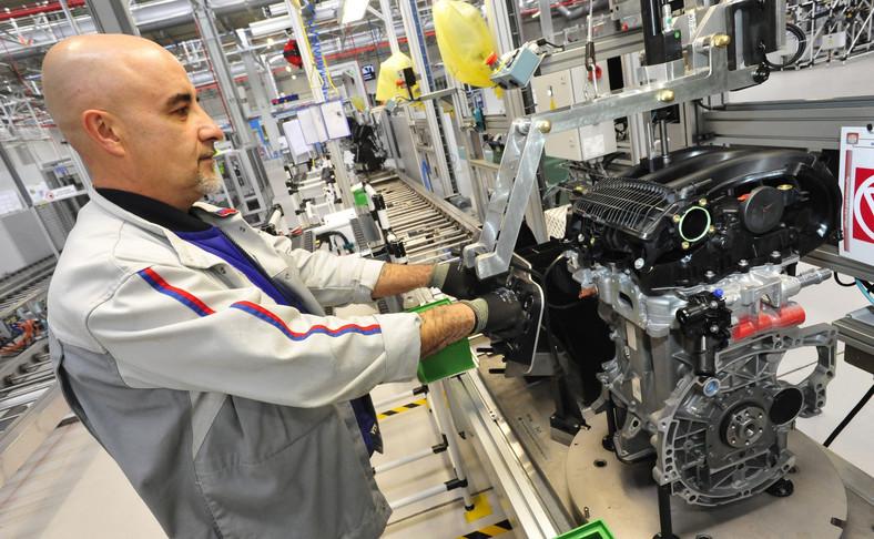 Największa na świecie fabryka silników Diesla w Tremery, we Francji, zmienia profil