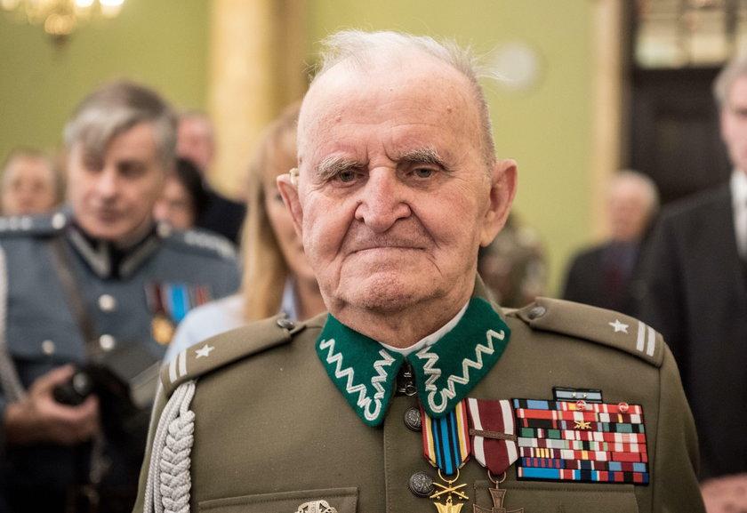 Mówił, że największa radością dla niego jest życie w wolnej Polsce