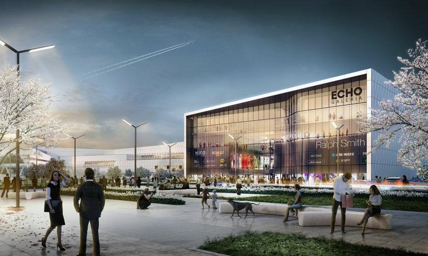 Nowe galerie handlowe w Katowicach