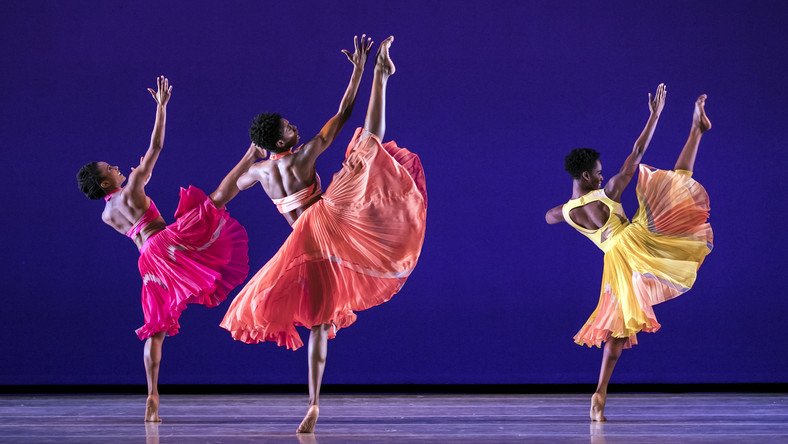 Inspiration and Education Open Ailey Season