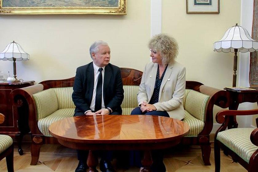 Kaczyński i Koc