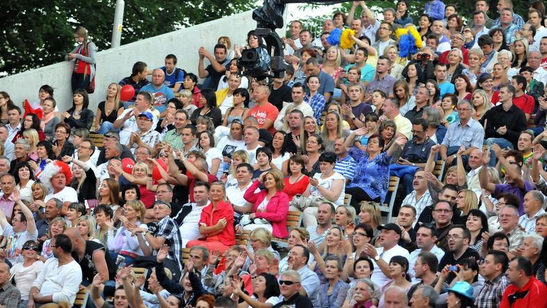 Dotychczasowe widowiska widziało w sumie ponad 30 tys. osób