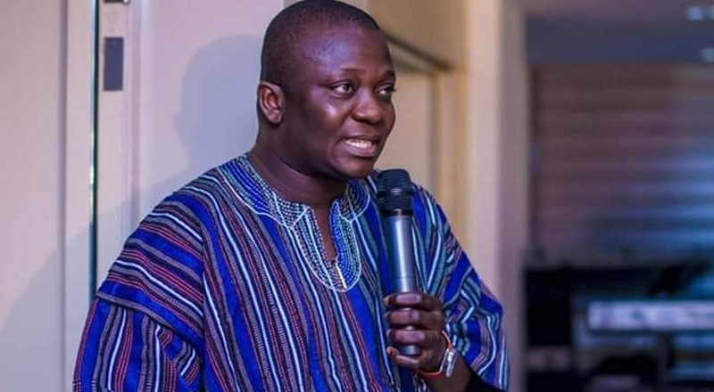 "Short Commission findings against me ""bogus"" - Bryan Acheampong fumes"
