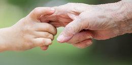 Wnuk spotkał dziadka po śmierci. Tuż obok domu...