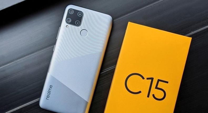 realme C15 6000mAh smartphone with Al Quad Camera starts selling in Kenya at Ksh16.999