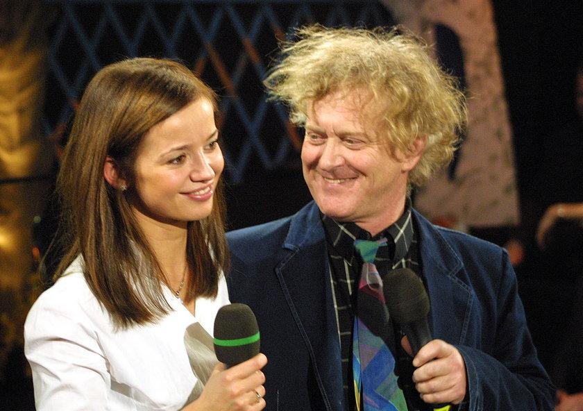Anna Przybylska i Radosław Piwowarski
