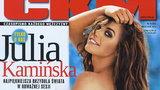 """Julia Kamińska czyli Brzydula - """"CKM"""" załatwił jej role?"""