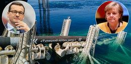 """Morawiecki apeluje do Niemiec ws. Nord Stream 2.""""Destabilizuje Europę"""""""