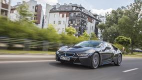 BMW i8 – hybrydowe marzenie | TEST