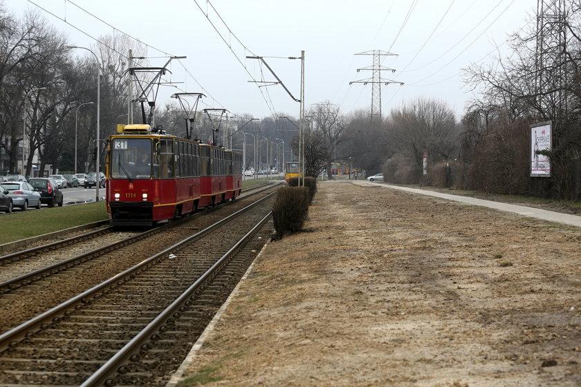 Tramwajarze poprawią dojazd z Wierzbna na Służewiec