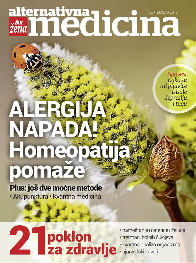 """Nov magazin """"Alternativna medicina"""""""