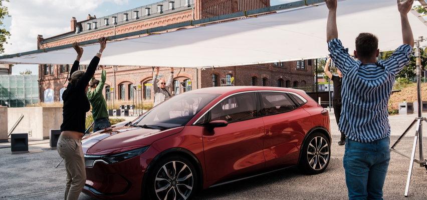 Pokazali polski samochód elektryczny, którego jeszcze nie ma. Jak to możliwe?