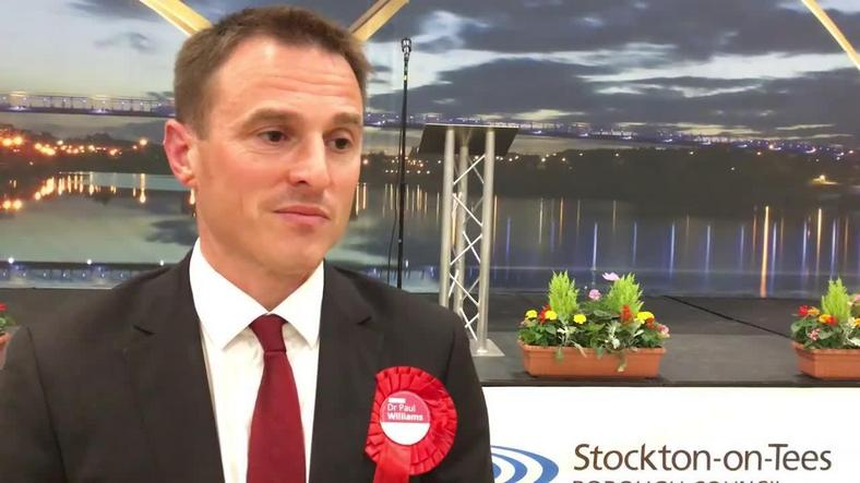 Paul Williams, Member of Parliament for Stockton South