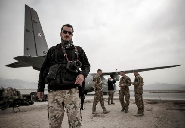 Afganistan. Maksymilian Rigamonti