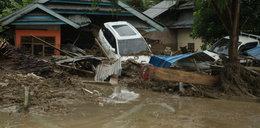 Wielka powódź w Indonezji. Zginęło co najmniej 21 osób, w tym dziecko
