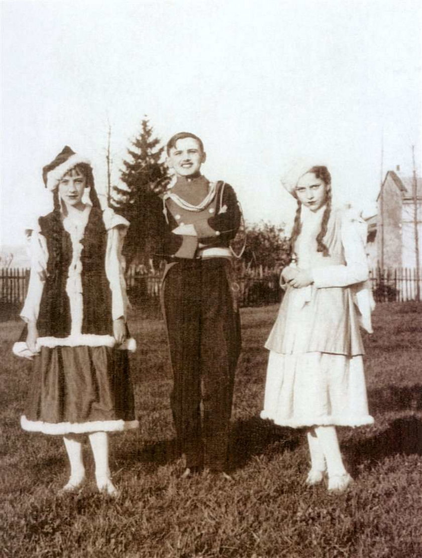 Jan Paweł II w młodości