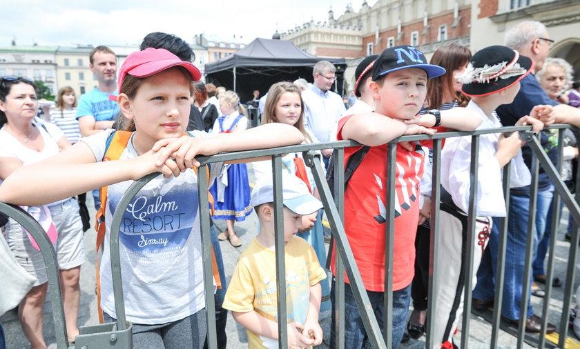 Dzieci na Rynku