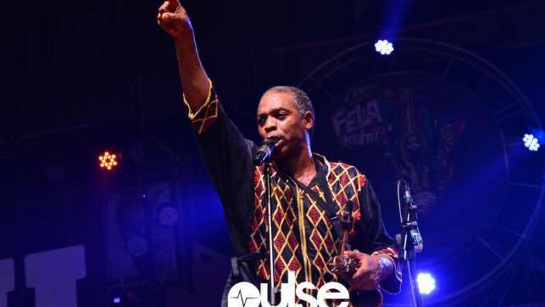 Femi Kuti is one of the artist whose music is under the Chocolate City catalog [Pulse]