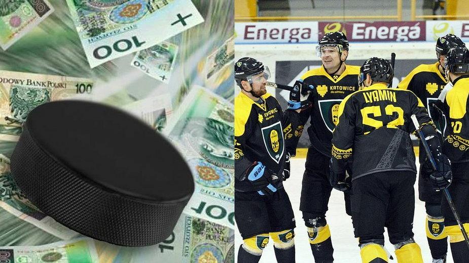 Miliony z dotacji dla hokejowej GieKSy