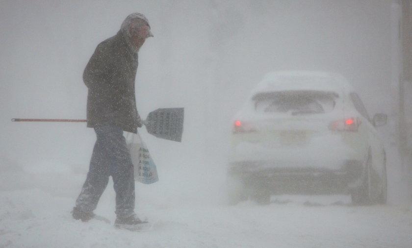 Nie wszyscy zdołali się w porę przygotować na taką zimę