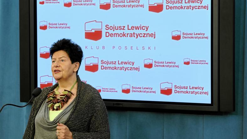 Joanna Senyszyn, fot.Sławomir Kamiński / Agencja Gazeta