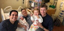 Dziewczynka w akcie urodzenia ma wpisane nazwiska trzech ojców. To geje. Ich związek szokuje konserwatystów