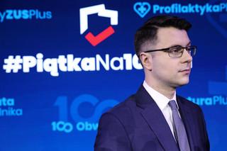 Rzecznik rządu: Trzaskowski bardzo często zmienia zdanie