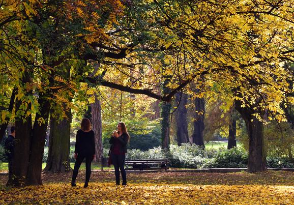 Očekuje nas jesen sa stanadrdnim temperaturama i stabilnim vremenom