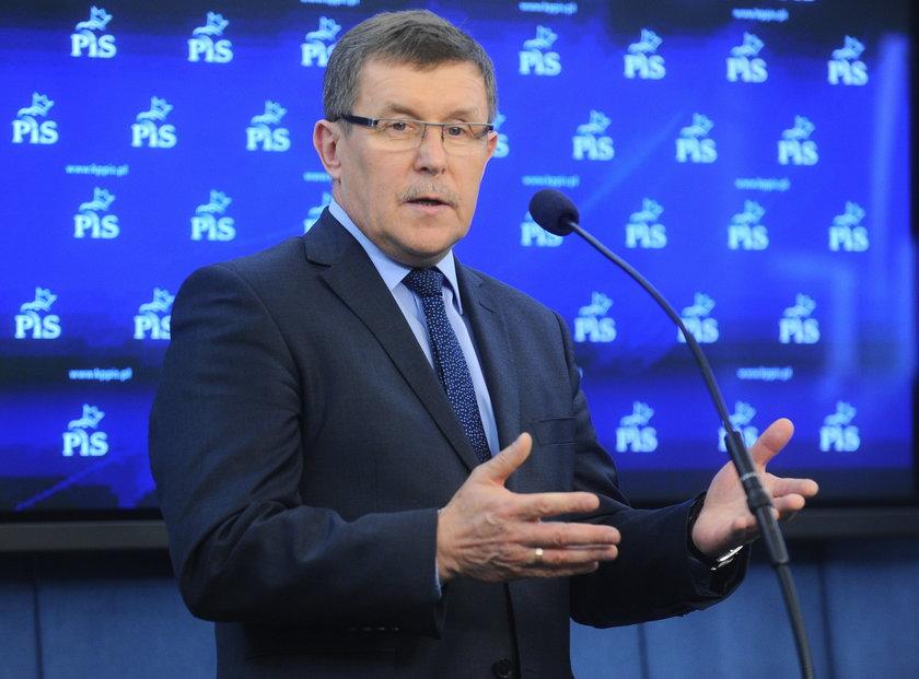 Eurodeputowany PiS Zbigniew Kuźmiuk