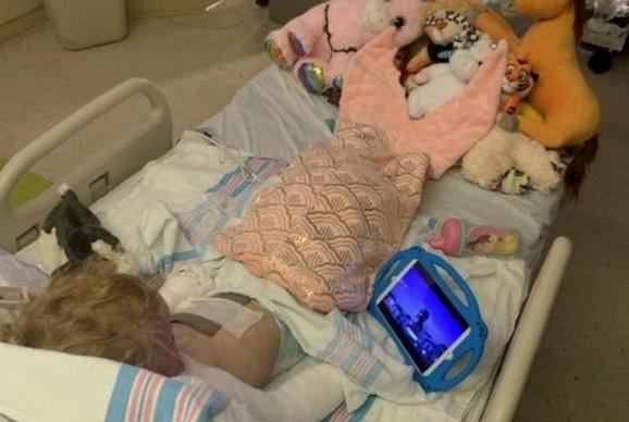 Devojčica se oporavlja, ali još ne zna za dedinu smrt