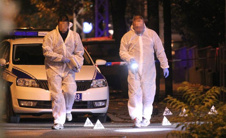 POKRIVALICA POLICIJA uviđaj forenzičari